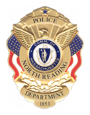North Reading Police Badge